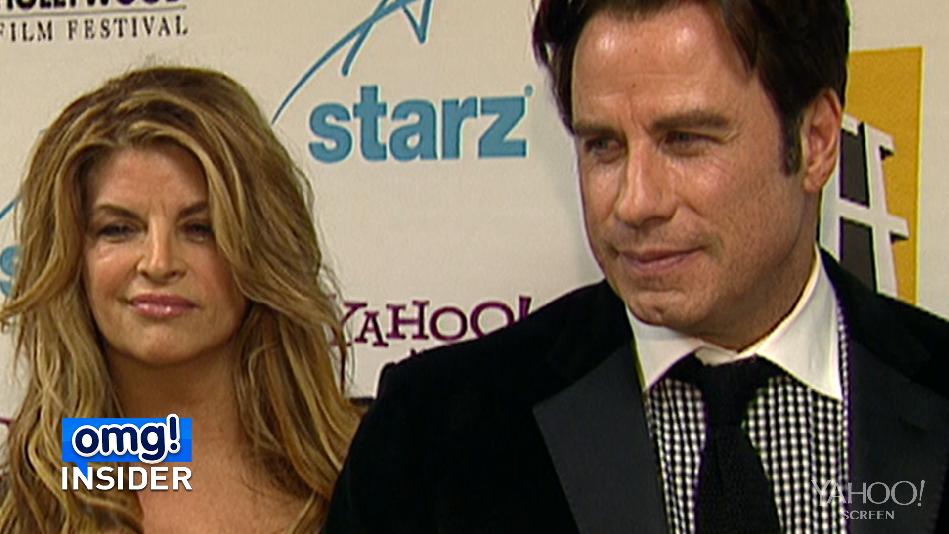 Kirstie Alley on John Travolta: 'It Took Me Years to Not Look at John as a Romantic Interest'