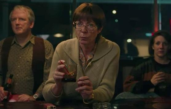 Allison Janney plays her mother in the movie. Source: Neon