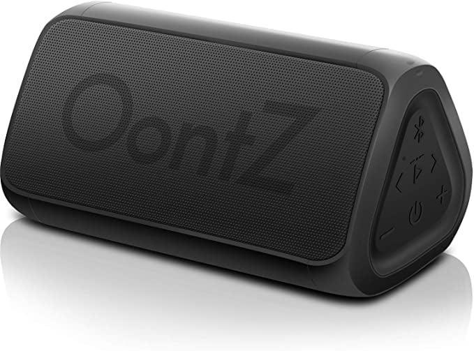<p>The <span>OontZ Angle 3 RainDance Edition Portable Bluetooth Speaker</span> ($33) is completely waterproof and can be sumbmerged into water for 30 minutes! It has a 100-foot wireless bluetooth range and provides crystal clear sound. </p>