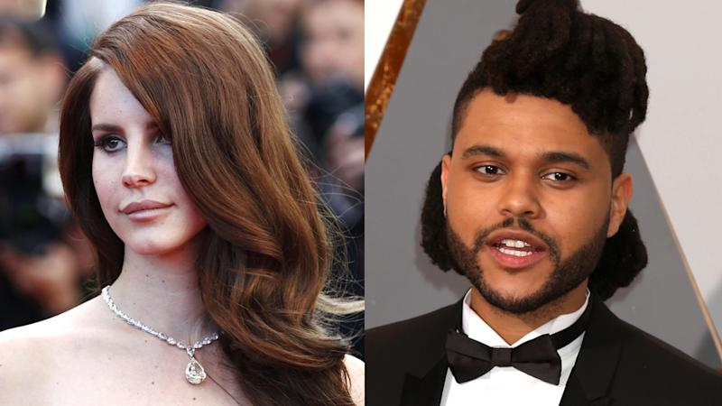 Lana Del Rey kuschelt mit The Weeknd in den Hollywood-Hills