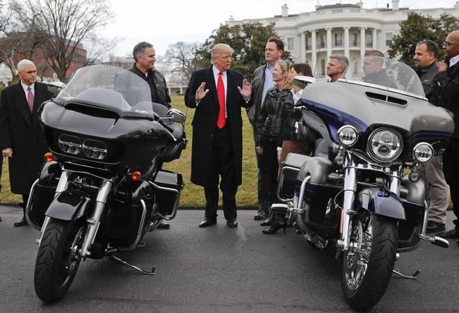 Harley Davidson could become cheaper in India thanks to Donald Trump. Here's why
