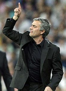 Jose Mourinho guided Real Madrid to a winning start against Tottenham in their Champions League quarterfinal