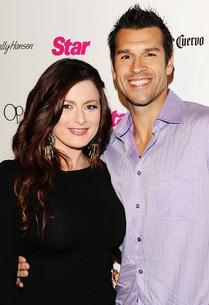 Brendon Villegas and Rachel Reilly | Photo Credits: JB Lacroix/WireImage