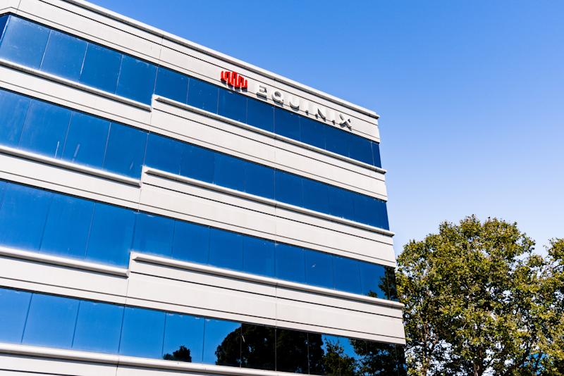 Equinix, Inc headquarters in Silicon Valley