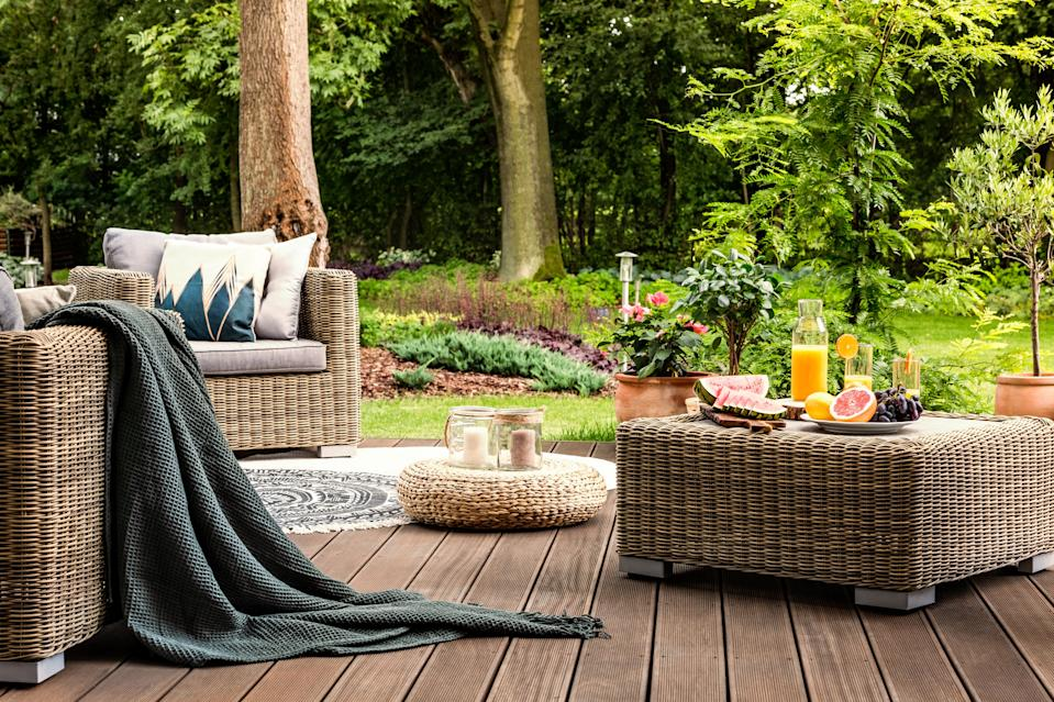All the best Memorial Day sales on outdoor furniture start now (Photo: Getty Images)