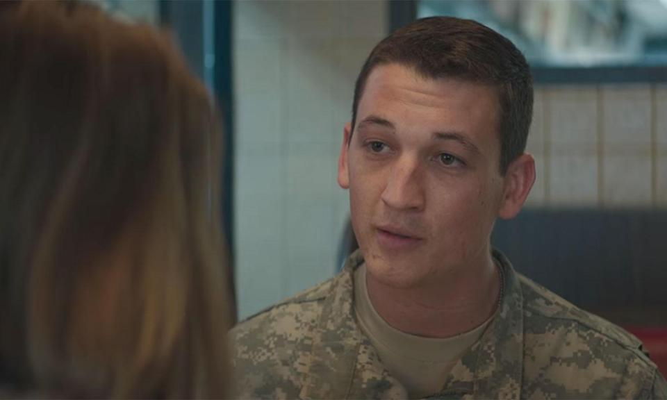 <p>David Finkel's non-fiction novel gets an adaptation from first-time director Jason Hall who also wrote 'American Sniper'. Miles Teller plays an Iraq war veteran who returns home battling PTSD. Haley Bennett ('The Girl on the Train') stars as Teller's struggling wife in a cast that also includes Amy Schumer. </p>