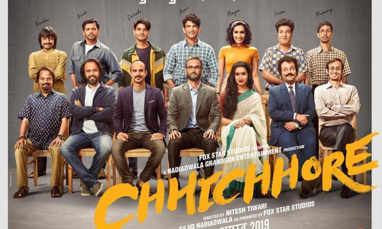 """The very thought of bringing my college years on screen excited me,"" shares 'Chhichhore' director Nitesh Tiwari"