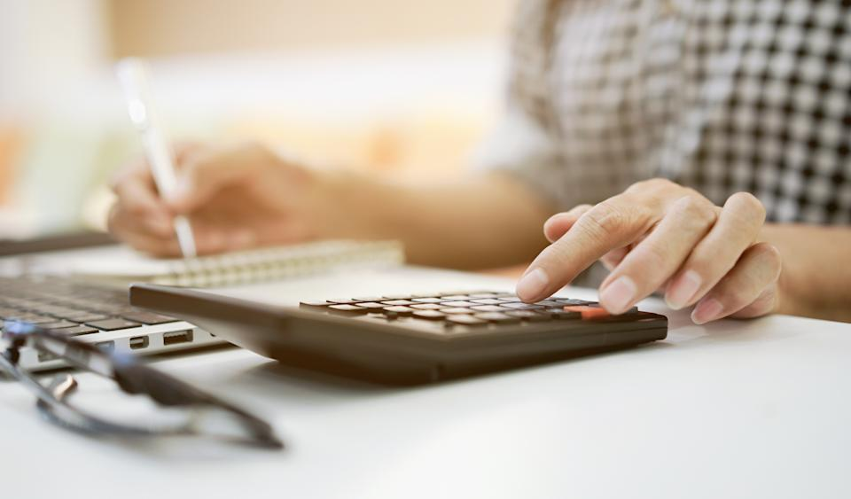 Regularly reviewing your budget is important to keep track of your spending against your income. Photo: Getty