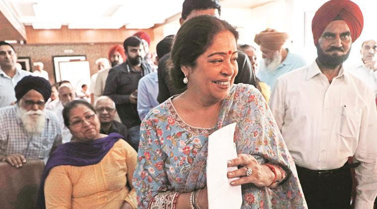 Feel like punching you: Kirron Kher to Pawan Kumar Bansal as he lists her failures