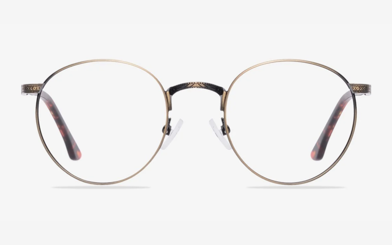 Fitzgerald Eyeglasses. (Photo: EyeBuy Direct)