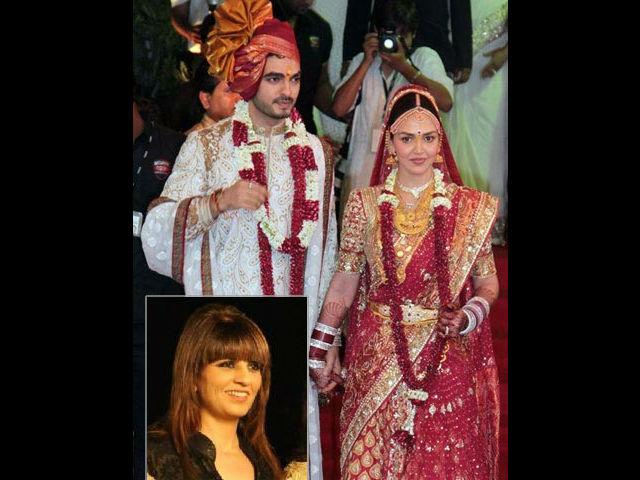 <b>4. Neeta Lulla</b><br> Indian celebrities' favourite designer, Neeta Lulla is one of the most sought after names in the fashion circles. After all, she created the breathtaking dress that Aishwarya Rai wore for her wedding. Esha Deol who tied the knot last year also looked resplendent on her wedding in a red and gold Kanjeevaram saree, designed by Neeta Lulla. Neeta Lulla's bridal wear is opulent and it comprises of many traditional elements including resham and floral embroidery, sequence work, lace and net to add volume to the dresses and delicate bead work as well.