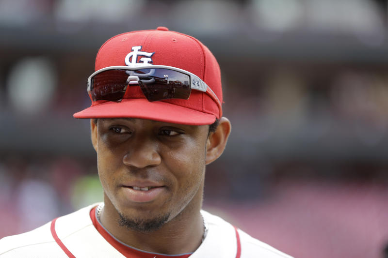 Cardinals OF Taveras dies in car accident in DR
