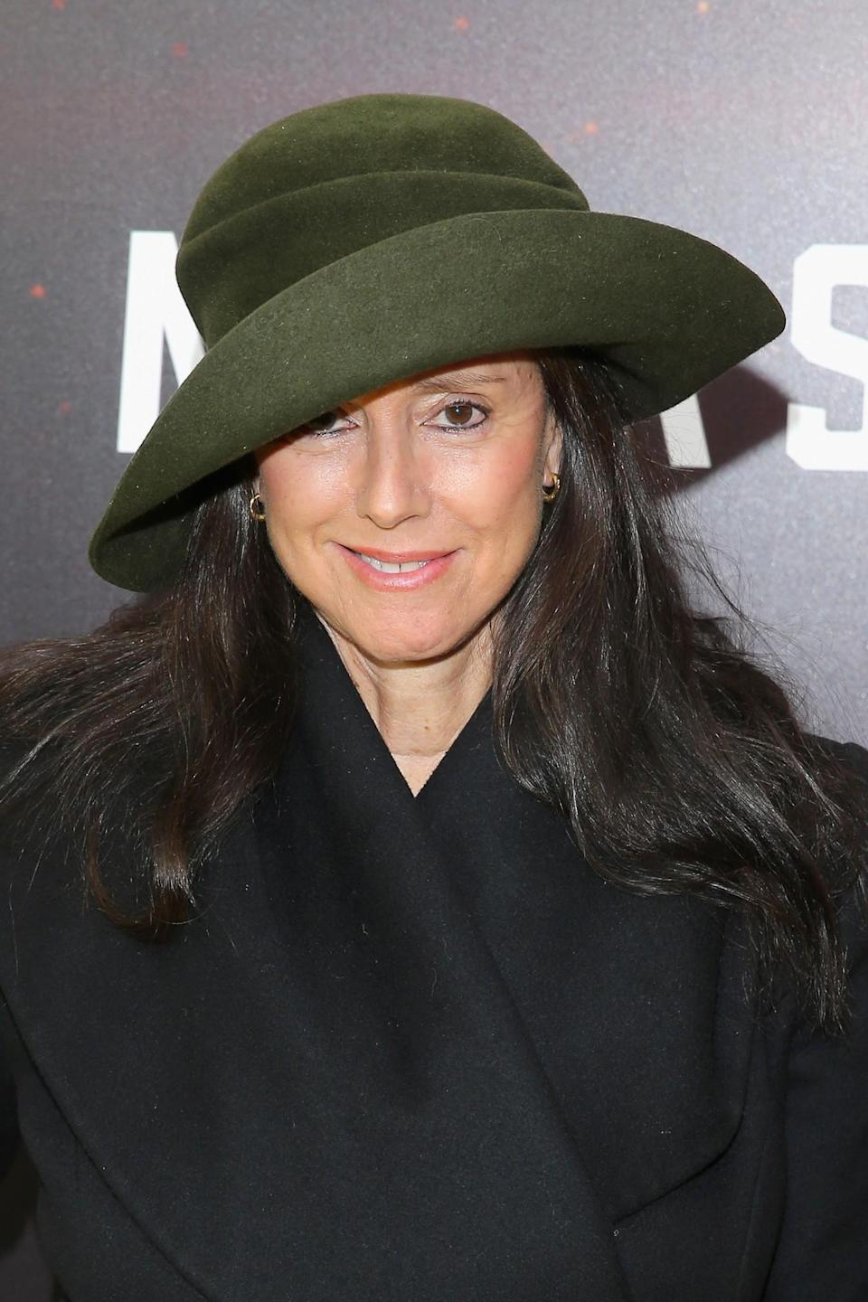 <p>Theatre director Julie Taymor was the first woman to win a Tony Award for directing. She is best known for her work on Broadway's <i>The Lion King</i>, designing much of the show as well as directing it. In 1997, her hard work earned the musical 11 Tony Award nominations and two wins for Julie herself (Best Director and Costume Designer). She has also worked on a number of films including <i>Titus</i> starring Anthony Hopkins and <i>Frida</i>, a movie detailing the life of Mexican artist Frida Kahlo. <i>[Photo: Getty]</i> </p>