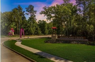 Woodland Lakes in Huffman, TX | New homes by Century Communities