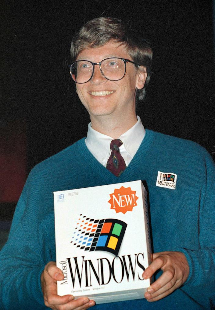 bill gates windows