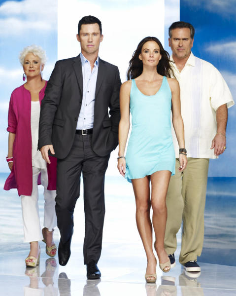 "<P><B>""Burn Notice"" (USA)</b><br> <br><B>Returns June 14</b> <br> <br>On the other hand, we used to enjoy this show, but it lost its magic somewhere along the way. Maybe we're just bored of it. We know we're supposed to care that Fiona left Michael at the end of last year, but we really just don't. </P>"