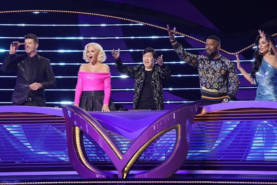 <p>Fox isn't going to let this international hit leave anytime soon. The celebrity guessing game/singing competition, which originated in Asia, has seen great success around the globe, with over two dozen international spinoffs. The American version is headed towards season four, although it's unknown when it will return on the air.</p>