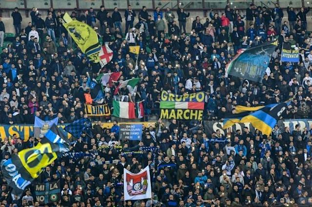 Racist chanting has dogged Italian stadia in recent years (AFP Photo/Miguel MEDINA)