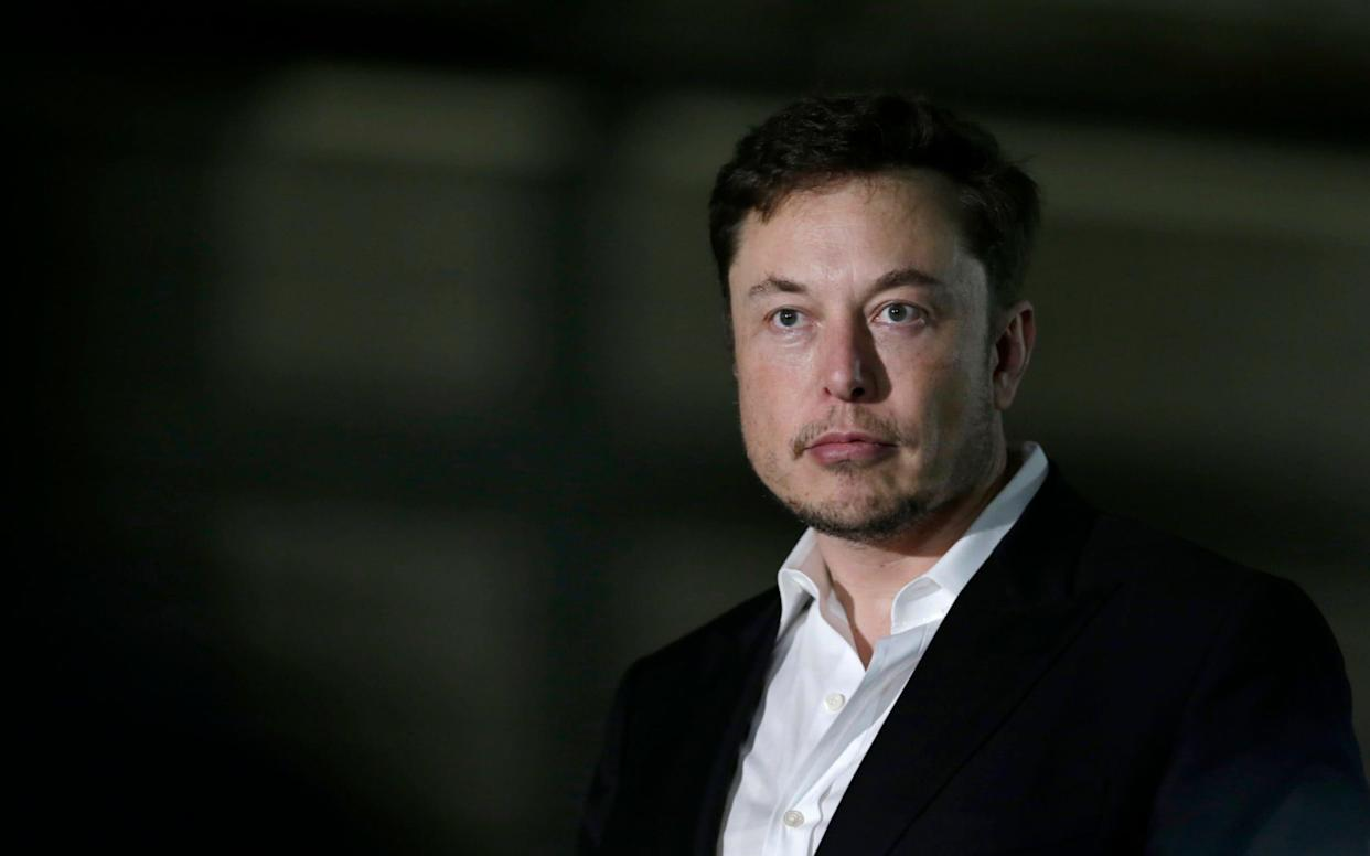 Elon Musk had apologised after his original accusations - AP