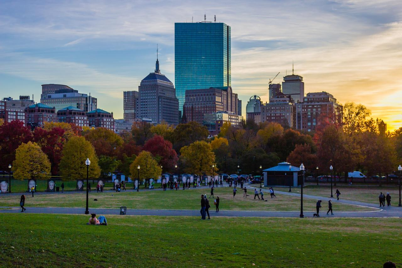 """<p>If you're pulling the kids out of school for a trip, you might as well make it an educational one. With scores of historical sites, <a href=""""http://museumsofboston.org"""" target=""""_blank"""" class=""""ga-track"""" data-ga-category=""""Related"""" data-ga-label=""""http://museumsofboston.org"""" data-ga-action=""""In-Line Links"""">museums</a>, and monuments, there's no better choice than Boston, MA.</p> <p>Boston has something for everyone. Your entire family will enjoy spending the day at <a href=""""http://www.bostonchildrensmuseum.org"""" target=""""_blank"""" class=""""ga-track"""" data-ga-category=""""Related"""" data-ga-label=""""http://www.bostonchildrensmuseum.org"""" data-ga-action=""""In-Line Links"""">The Boston Children's Museum</a> or the <a href=""""http://www.neaq.org"""" target=""""_blank"""" class=""""ga-track"""" data-ga-category=""""Related"""" data-ga-label=""""http://www.neaq.org"""" data-ga-action=""""In-Line Links"""">New England Aquarium</a>, while sports enthusiasts will love taking a guided tour of Fenway Park. If you're looking for something more educational, then don't miss Boston's <a href=""""http://www.mos.org//"""" target=""""_blank"""" class=""""ga-track"""" data-ga-category=""""Related"""" data-ga-label=""""http://www.mos.org//"""" data-ga-action=""""In-Line Links"""">Museum of Science</a> or the <a href=""""http://hmnh.harvard.edu"""" target=""""_blank"""" class=""""ga-track"""" data-ga-category=""""Related"""" data-ga-label=""""http://hmnh.harvard.edu"""" data-ga-action=""""In-Line Links"""">Harvard Museum of Natural History</a>.</p> <p>If you prefer to spend the day outdoors, plan a visit to the <a href=""""http://www.zoonewengland.org/franklin-park-zoo.aspx"""" target=""""_blank"""" class=""""ga-track"""" data-ga-category=""""Related"""" data-ga-label=""""http://www.zoonewengland.org/franklin-park-zoo.aspx"""" data-ga-action=""""In-Line Links"""">Franklin Park Zoo</a> or take a guided tour of <a href=""""http://www.thefreedomtrail.org"""" target=""""_blank"""" class=""""ga-track"""" data-ga-category=""""Related"""" data-ga-label=""""http://www.thefreedomtrail.org"""" data-ga-action=""""In-Line Links"""">The Freedom Trail</a> before visiting the shops at Boston's fame"""