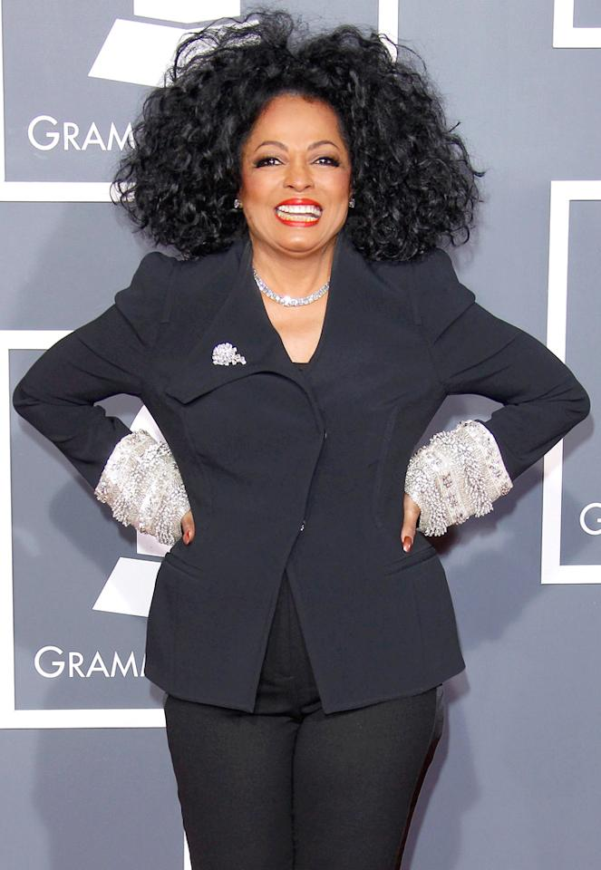 Diana Ross turns 68 on March 26.