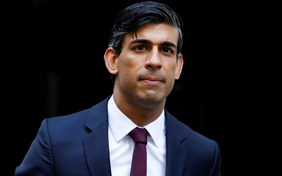 Rishi Sunak could also give National Insurance holidays to companies that hire new staff - John Sibley/Reuters