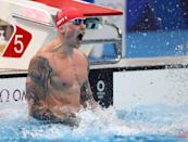 <p>Team GB's first Tokyo 2020 gold medal came from title-defending Adam Peaty in the men's 100m breaststroke final. Peaty set the men's 100m breaststroke world record in Rio five years ago, swimming to a gold medal. He also scored a silver medal for the men's 4x100m medley relay.</p>