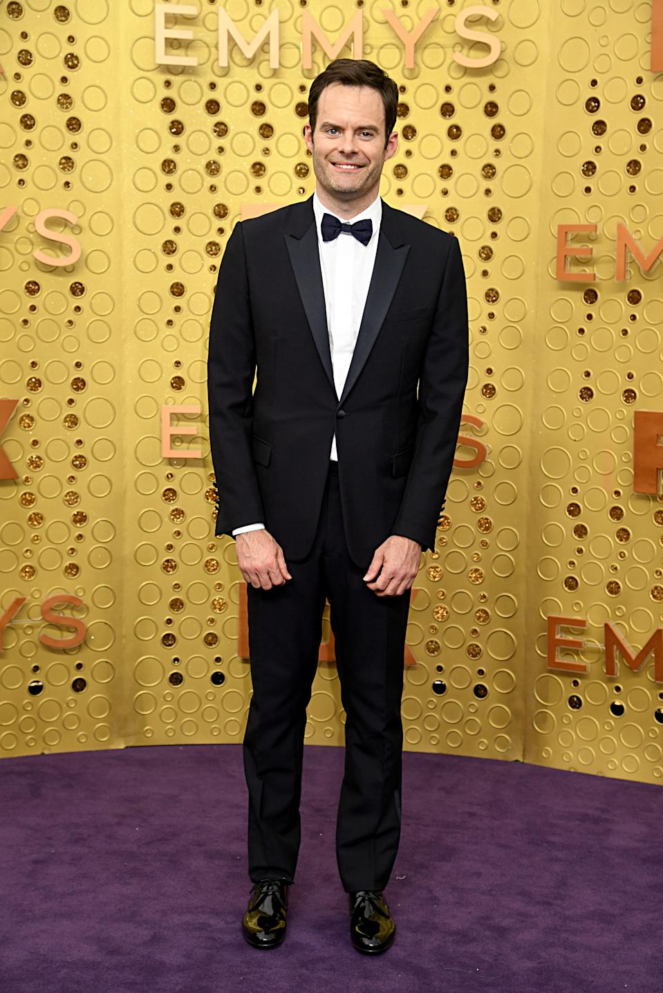 """<h1 class=""""title"""">Bill Hader in Dior Men</h1><cite class=""""credit"""">Photo: Getty Images</cite>"""