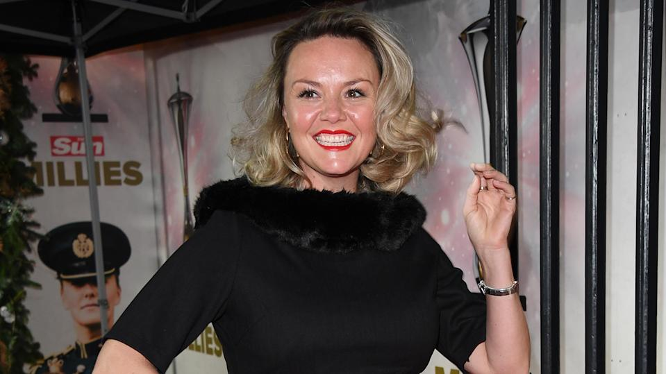 Charlie Brooks said playing Janine Butcher in EastEnders was