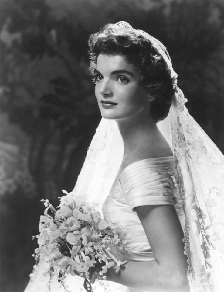 """<div class=""""caption-credit""""> Photo by: JFK Library</div><div class=""""caption-title""""></div>JFK and Jackie Got Married Sixty Years Ago Today"""