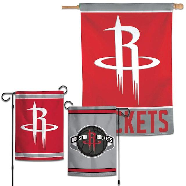 Rockets House and Garden Team Flag Pack