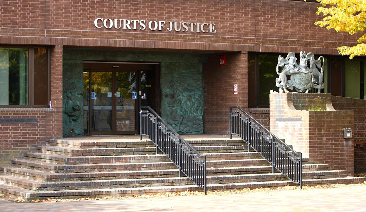A general view of Portsmouth Crown Court in Portsmouth, Hampshire.   (Photo by Chris Ison/PA Images via Getty Images)