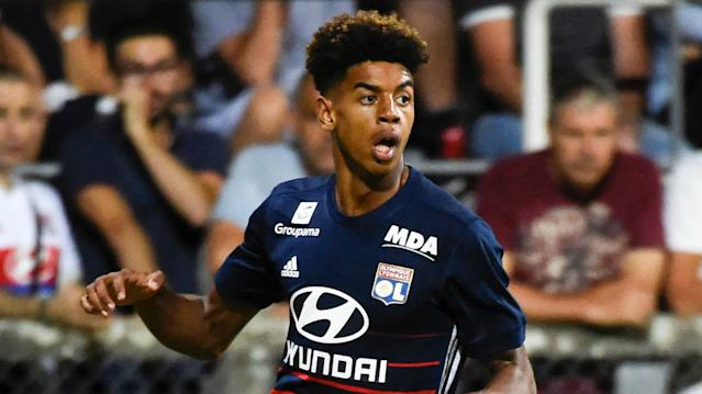 The 16-year-old forward is regarded as one of France's most talented young prospects, and moves to the principality in a lucrative switch