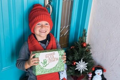 Green Kid Crafts Holiday 2019 STEAM Subscriptions