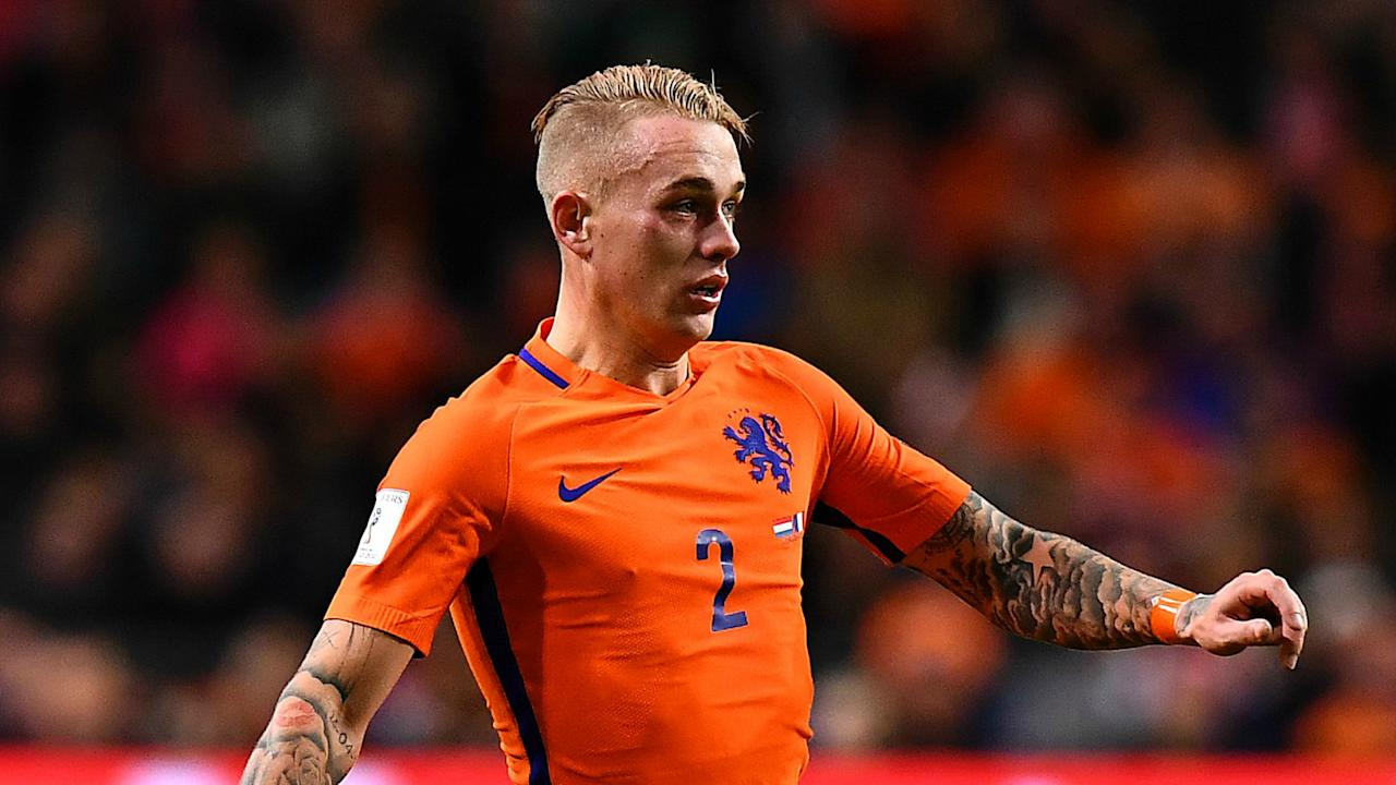The 22-year-old Netherlands international has signed a five-year deal with the Serie A side after starring for the Eredivisie champions