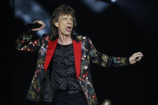 Mick Jagger and The Rolling Stones, seen here performing in Nanterre in 2017, have been asked to support anti-government protesters in Poland by anti-communist freedom icon Lech Walesa