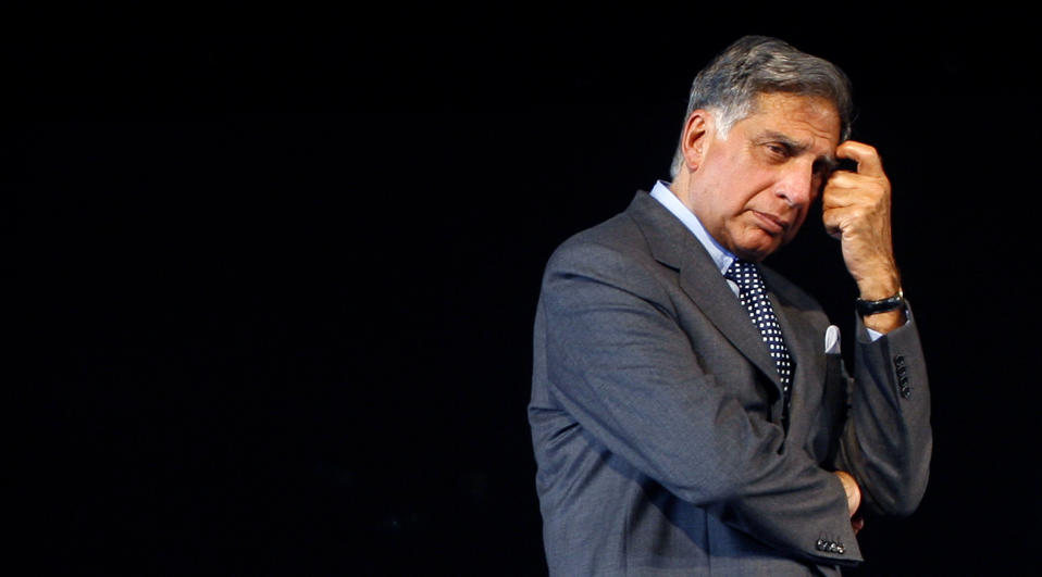 Ratan Tata is a skilled pilot. In 2007, he became the first Indian to fly an F-16 Falcon.