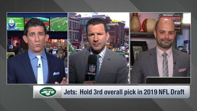NFL Network Insider Ian Rapoport and Mike Garafolo break down how a trade involving Seattle Seahawks defensive end Frank Clark could shake up the first round of the 2019 NFL Draft.