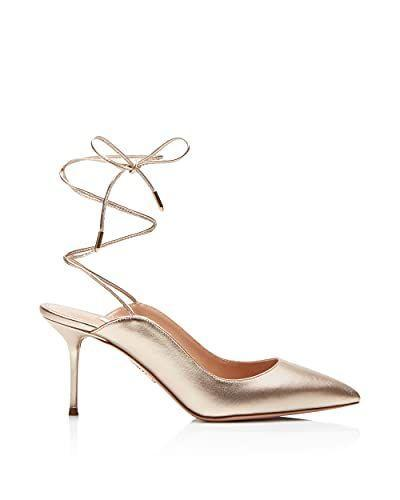 """<p><strong>Aquazzura</strong></p><p>amazon.com</p><p><strong>$390.00</strong></p><p><a href=""""https://www.amazon.com/dp/B092FYBLDX?tag=syn-yahoo-20&ascsubtag=%5Bartid%7C10051.g.36683138%5Bsrc%7Cyahoo-us"""" rel=""""nofollow noopener"""" target=""""_blank"""" data-ylk=""""slk:SHOP NOW"""" class=""""link rapid-noclick-resp"""">SHOP NOW</a></p><p>Remember heels? Weddings, reunions, overly dressed-up nights out with friends—'tis the season to get fancy again.</p>"""