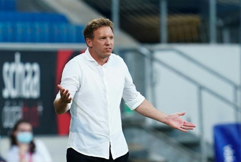 Leipzig boss Nagelsmann eager to avoid clashing with 'dynamite' Simeone