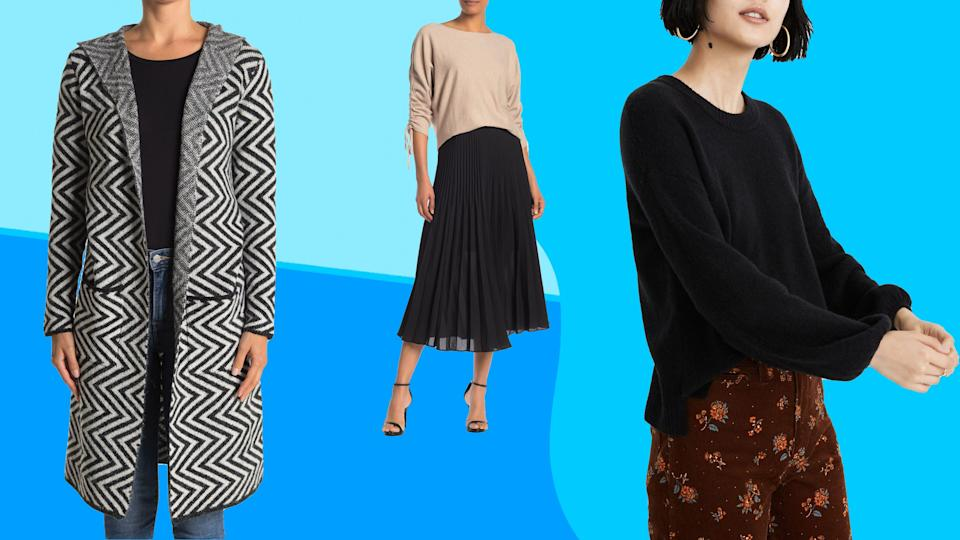 Nordstrom's flash sale has steep markdowns on back-to-work fall fashions.