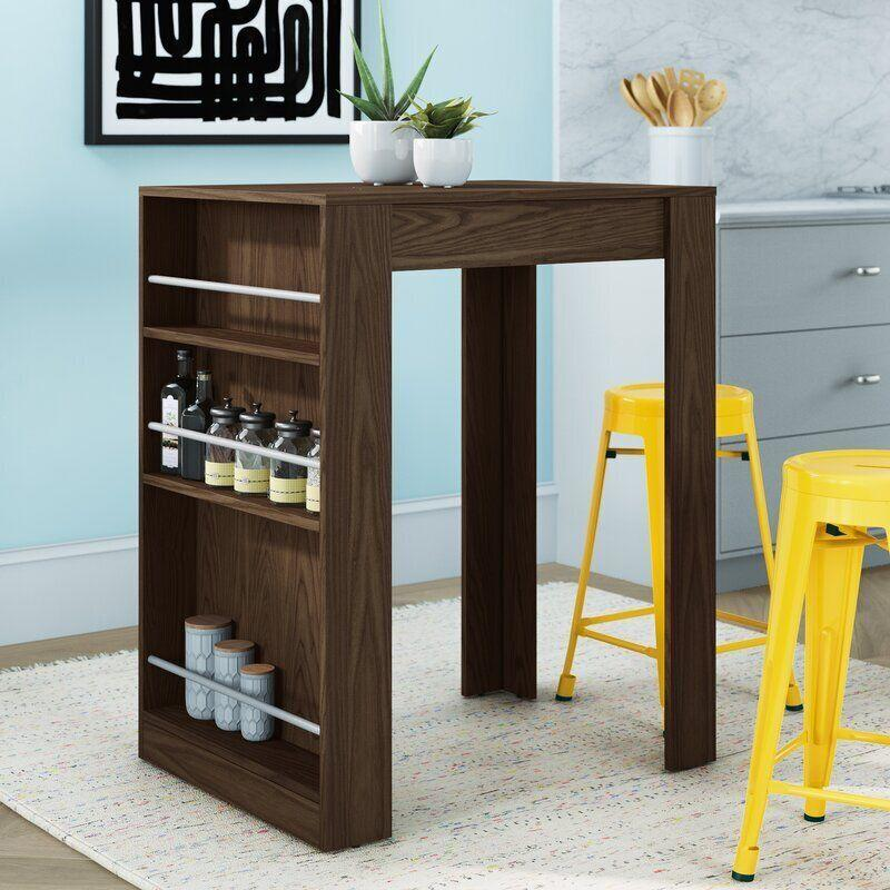 "Find this Hedley Pub Table <a href=""https://fave.co/2HCPe2b"" target=""_blank"" rel=""noopener noreferrer"">on sale for $135 (normally $173) at Wayfair.</a>"