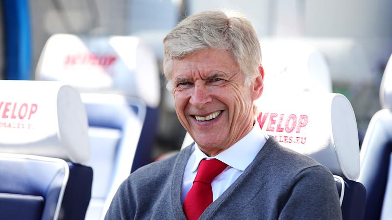 Arsene Wenger ready for January return to football