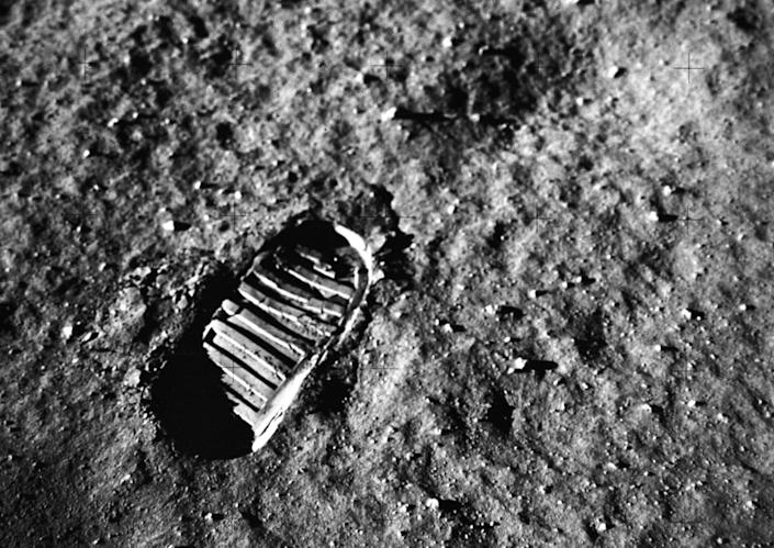 More than a billion people watched Apollo 11's Neil Armstrong take humankind's first step on the moon on July 20, 1969. (Photo: NASA)