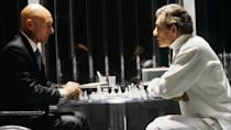 """<p> The numerous open references to the Holocaust aside, the entire X-Men universe is a commentary on racial tension. Two heroes with strong, decent beliefs take very different approaches to their cause, the question of mutant equality being a direct metaphor for the American civil rights movement. Director Bryan Singer once told the BBC that """"Professor Xavier was Martin Luther King and Magneto was Malcolm X, and these were two men who had very strong, decent beliefs, but had taken different roads."""" </p> <p> """"The irony of that, and the moral ambiguity of that, intrigued me,"""" explained Singer, saying that X-Men """"was a step beyond simple crime-solving, superhero action. It was much more socio-political, and in that way exposed more truth."""" </p>"""