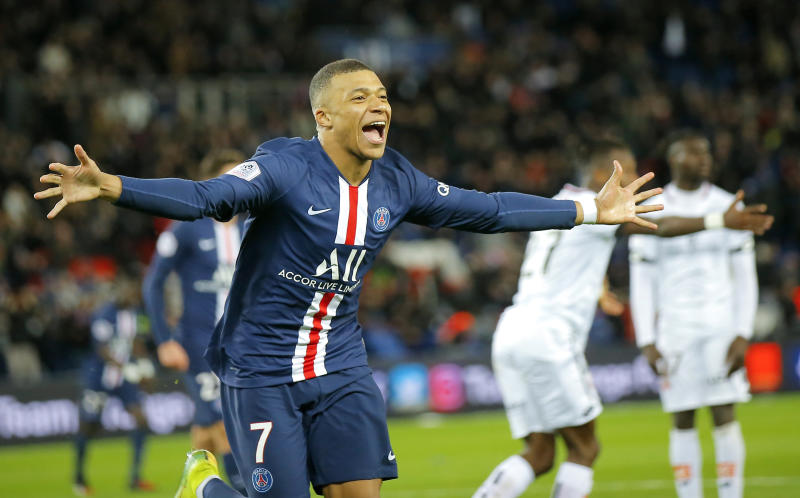 Psg Declared French League Champion As Season Ends Early