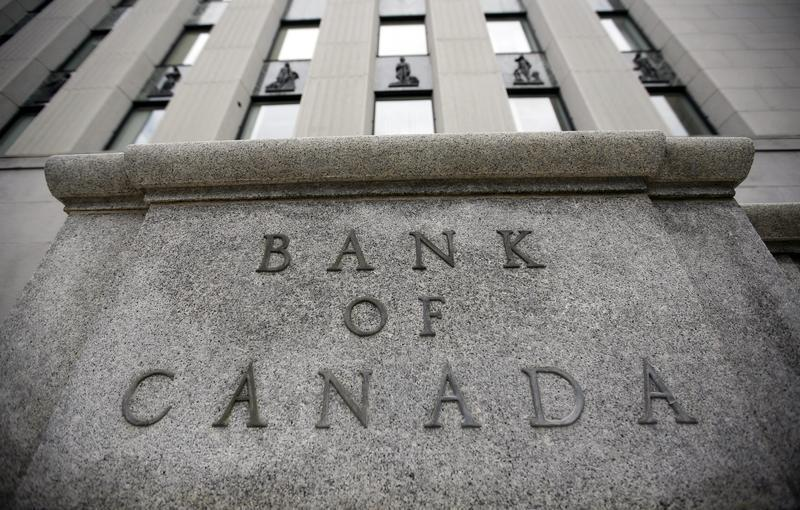 The Bank of Canada building is pictured in Ottawa June 1, 2010. REUTERS/Chris Wattie