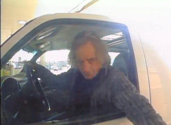 Authorities have named Anthony Q. Warner, 63, as the man responsible for the Christmas Day bombing in Nashville. This undated photo of him was released by the FBI.
