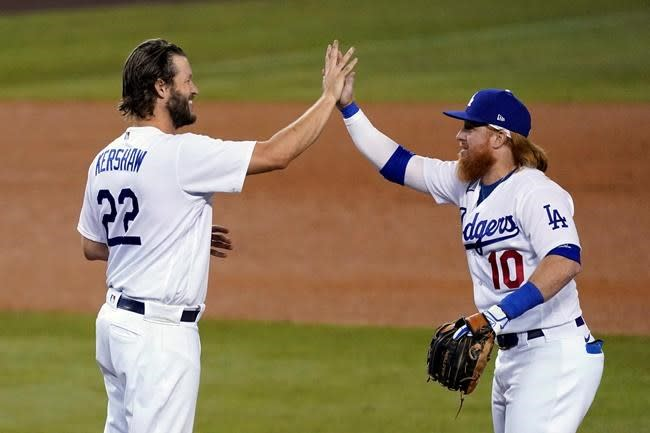 Braves, Dodgers, Athletics advance to division series