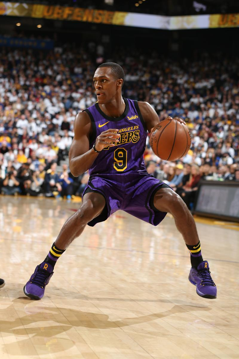 Lakers  Rajon Rondo out 4-5 weeks after finger surgery 8c4f1cb64